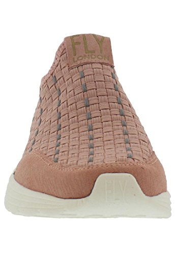 London Basses Sati949 Sneakers Sati949 Femme FLY Basses London Rose London Femme Rose FLY Sneakers Basses Sati949 Sneakers FLY qFxwHpx