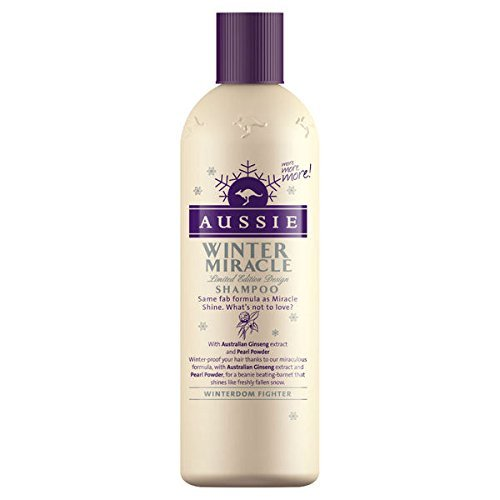 Top 4 recommendation aussie winter miracle shampoo