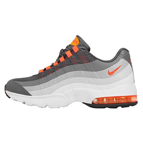 Nike, Donna, Wmns Air Max 95 Ultra, Mesh, Sneakers, Grigio