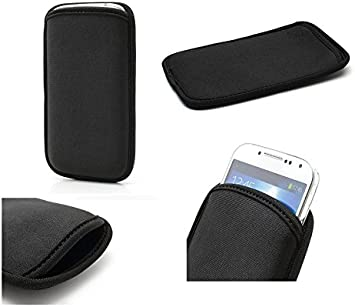 DFV mobile - Funda de Neopreno Premium Impermeable y Anti-Golpes para Samsung Galaxy S8+ / S8 Plus (6,2