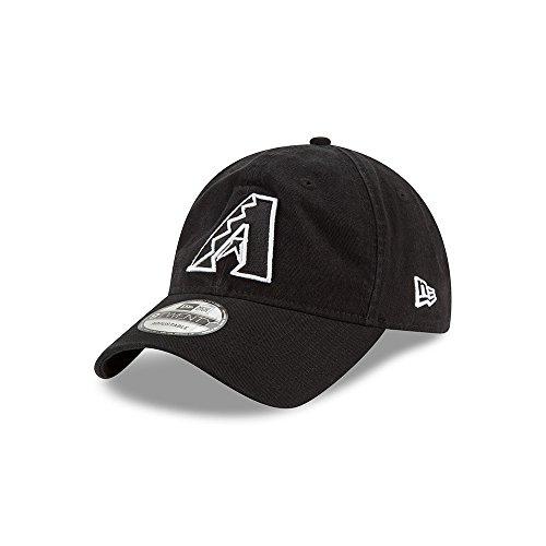 New Era Arizona Diamondbacks Core Classic Twill Black 9TWENTY Hat/Cap