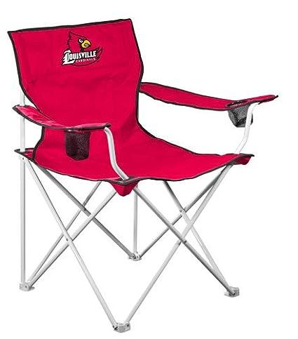 Amazon.com: NCAA Louisville Cardinals Deluxe – Silla ...