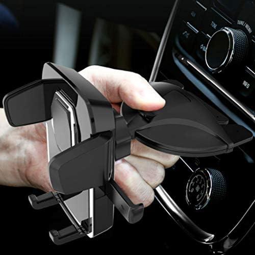 磁石車の電話ホルダー、クリエイティブ新しい磁気カーセンターコンソール携帯電話ナビゲーションフレーム