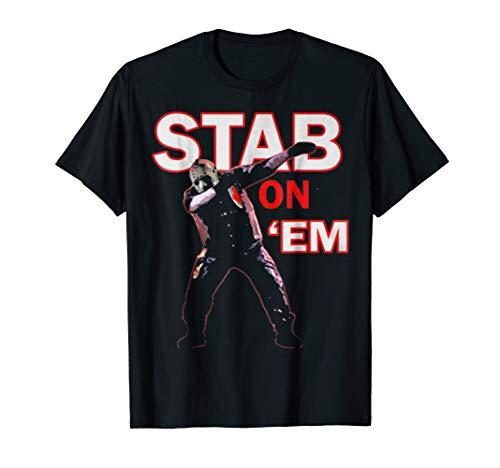 THE 13TH THE FRIDAY T STAB ON EM Tshirt ()