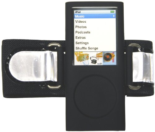 - Griffin 22001-IN4ARMBK Immerse Sport Armband for iPod nano 4G