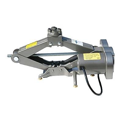Offex 12 Volt Automatic One Ton Electric Car Jack
