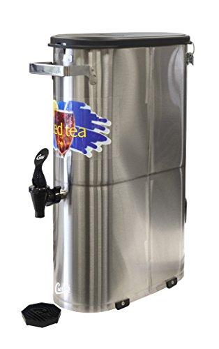 Wilbur Curtis - Iced Tea Dispenser with Locking Lid by Wilbur Curtis