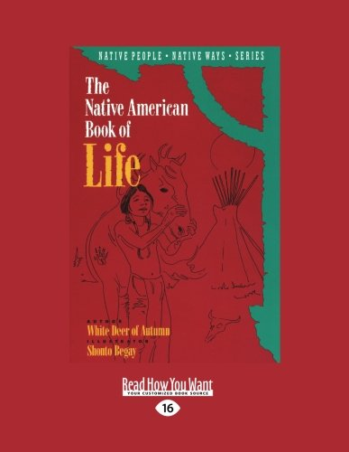 Read Online The Native American Book of Life pdf