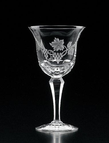 Kagami Crystal vintage line red wine K702-569 by Kagami Crystal