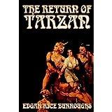 The Return of Tarzan, Edgar Rice Burroughs, 1587156180