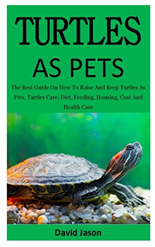 Turtles As Pets: The Best Guide On How To Raise