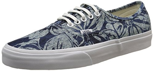 Vans Indigo blu Tropical Authentic Trwt XqHqpTB