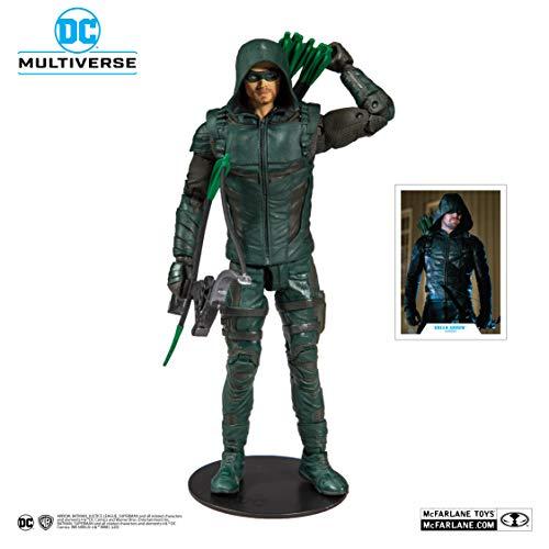 McFarlane Toys – DC Multiverse – Green Arrow: Arrow Action Figure