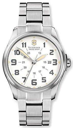 Victorinox Swiss Army Men's 241293 Infantry White Watch