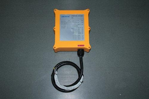 415V 6 Dual Speed Keys in 8 Hoist Crane Radio Remote Control System