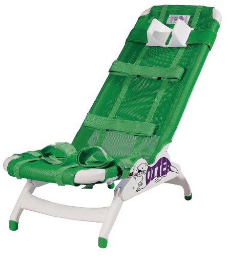 Wenzelite Otter Pediatric Bathing System, Green, Large ()