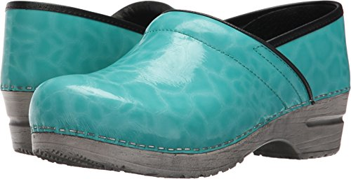 Sanita Women's Original - Pro. Limited Edition Light Blue Leather 39 Regular EU