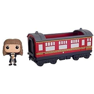 Funko - POP Rides - Hermione Hogwarts Express Traincar