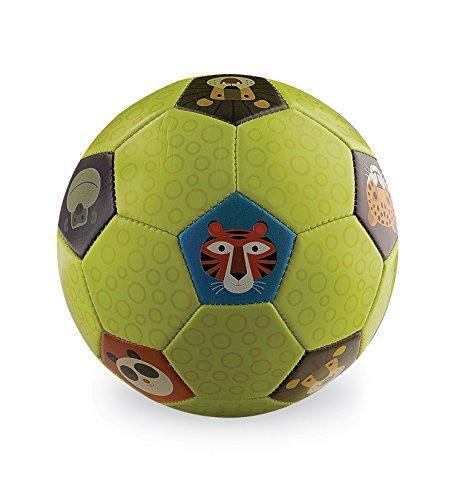 Crocodile Creek Jungle Jamboree Kids Soccer Ball Size 3