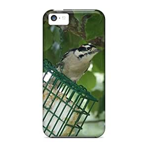 Iphone 5c Covers Cases - Eco-friendly Packaging(downy Woodpecker)