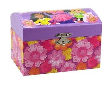 Nickelodeon Dora the Explorer Musical Jewelry Box Buy Online in