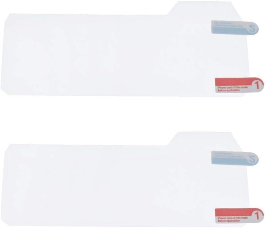 H HILABEE Tableau de Bord Protection Ecran en Plastique pour Compteurs de Vitesse pour X CBR500R CBR650R CB650R 2019
