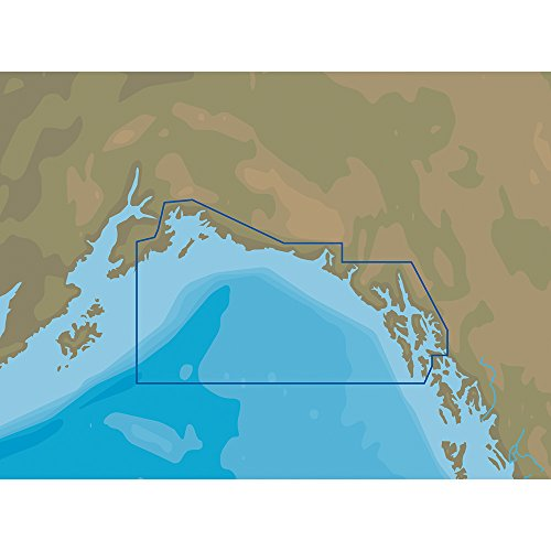 C-Map Nt+ Na-C811 C-Card Format Chatham Strait by C-MAP