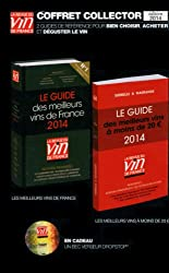 COFFRET COLLECTOR - GUIDE VERT 2014 + GUIDE ROUGE 2014