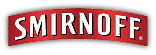 Smirnoff Alcohol Vodka Drink Car Bumper Sticker Decal 8