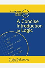 A Concise Introduction to Logic Paperback