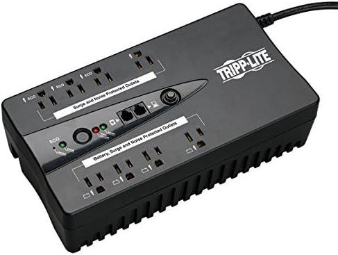 Tripp Lite Energy Saving US550VA 120V Standby 8OUT with usb ECO550UPS