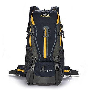 1a1095879a BBYaKi 50 L Zaino Per Escursioni Zaino Multifunzione , Lightblue:  Amazon.it: Sport e tempo libero