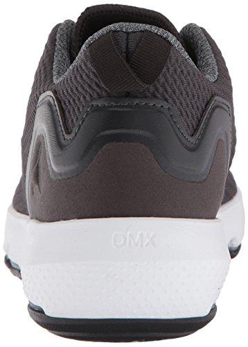 Reebok Kvinners Cloudride Dmx 3,0 Sneaker Kull / Flint Grå / Hvit