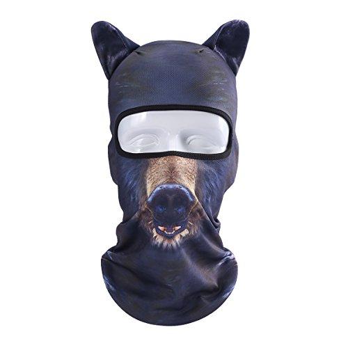 bear ski mask - 1
