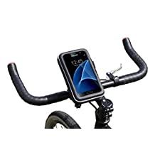 Navitech Cycle / Bike / Bicycle & Motorbike Waterproof holder Mount & Case For TheSamsung Galaxy Note 5 / Galaxy Note 5 Duos