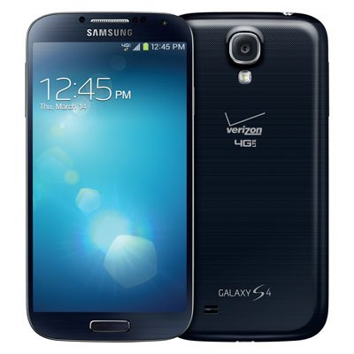Samsung SCH-I545 - Galaxy S4 16GB Android Smartphone - Verizon - Black (Renewed)