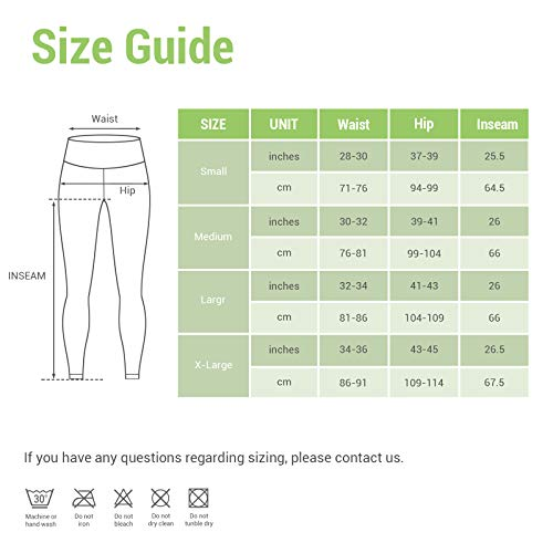 Letsfit TIK Tok Leggings for Women, Anti Cellulite High Waisted Tummy Control Yoga Pants for Workout Running Pink