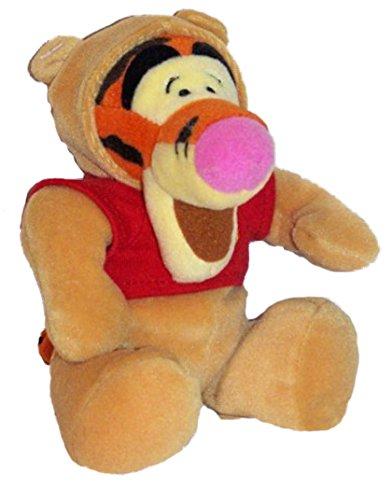 "Disney Bean Bag Tigger As Pooh 8"""
