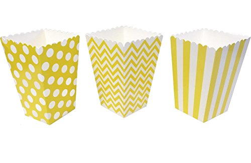 Yellow Party Box - 8