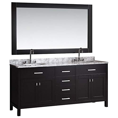 Luca Kitchen & Bath LC72CEW Geneva 72