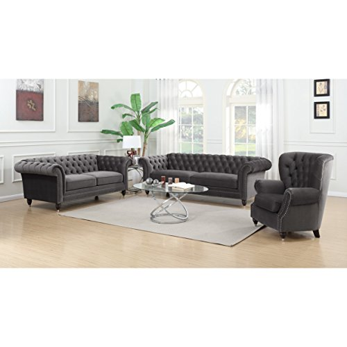 Chesterfield living room set