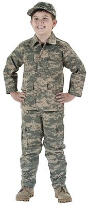 New Acu Army Combat Uniform - 6