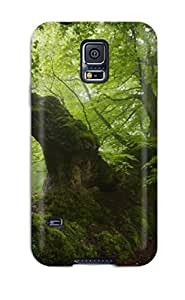 New Forest Tpu Skin Case Compatible With Galaxy S5