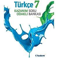 7.Sınıf Türkçe Soru Bankası Tudem Yayınları