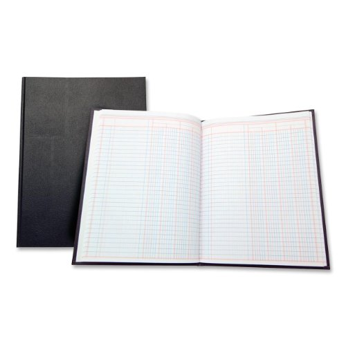 Wilson Jones(R) Single Page Columnar Book, 9 1/4in. x 7in., 4 Columns (Column Four Single)