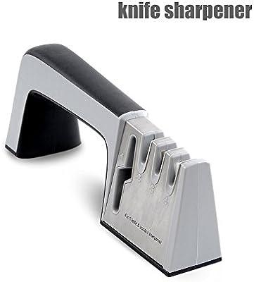 Compra Ankooki Kitchen afilador de cuchillos y tijeras ...