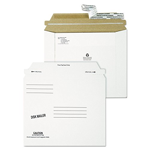 - Quality Park Economy Disk/CD Mailers - Disc/Diskette - 7 1/2