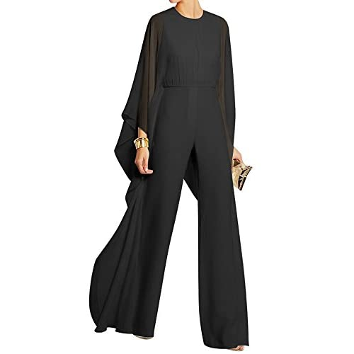 a8145e27bf4f Inorin Women Elegant Long Sleeve One Piece Wide Leg Rompers Jumpsuits cheap
