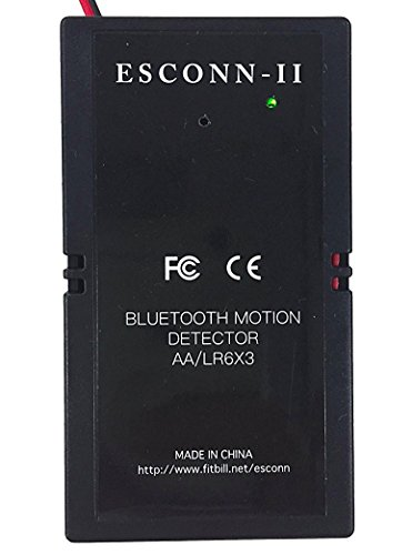 fitbill ESCONN Bluetooth Motion Detector Second Generation by fitbill