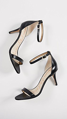 Dress Patti Women's Edelman Sam Black Sandal x7Ht8wq